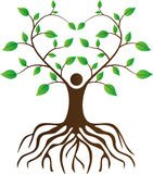 people-love-tree-roots-vector-drawing-represents-design-34702441