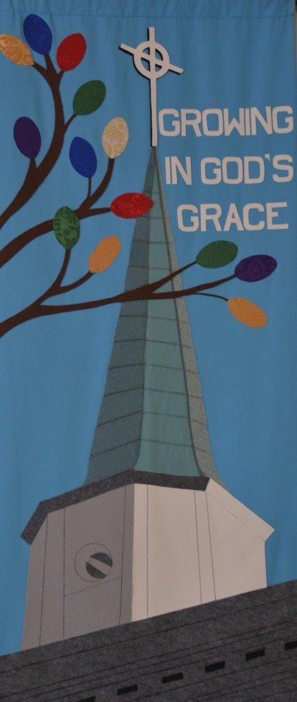 steeple banner